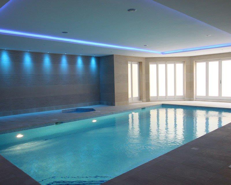 Indoor Pool Lighting Lighting Ideas