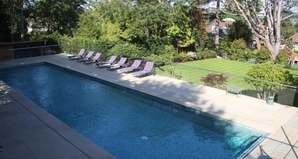 Classic Garden Swimming Pool
