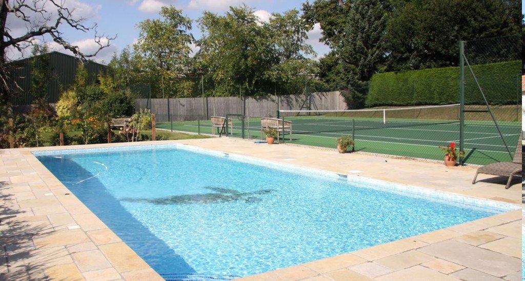 Outdoor Swimming Pools Roman Pools