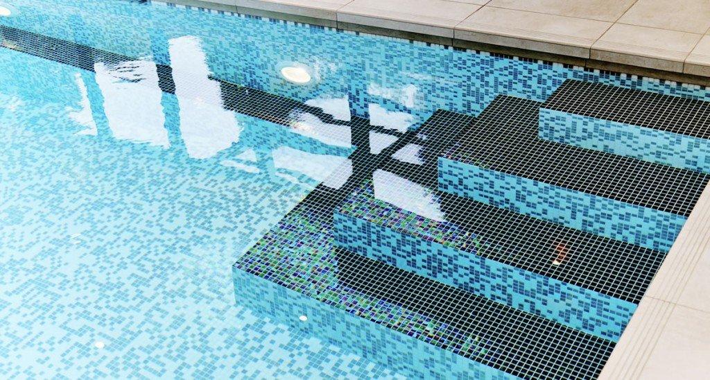 Outdoor Indoor Swimming Pool Construction Build In
