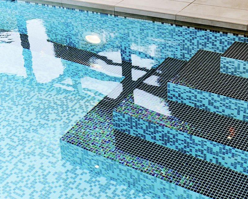 Outdoor Indoor Swimming Pool Construction Build In Weybridge