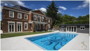Outdoor Swimming Pool Godalming