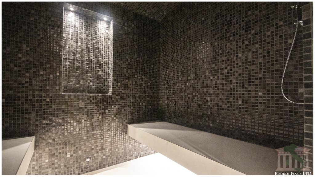 home Sauna spa room Surrey